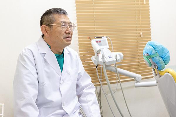 歯科医師を目指されたきっかけは?